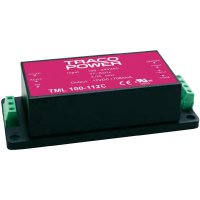 Síťový zdroj do DPS TracoPower TML 100-124C, 100 W, 24 V/DC