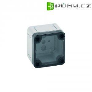 Instalační krabička Spelsberg TK PS 77-6-t, (d x š x v) 65 x 65 x 57 mm, polykarbonát, polystyren, šedá, 1 ks