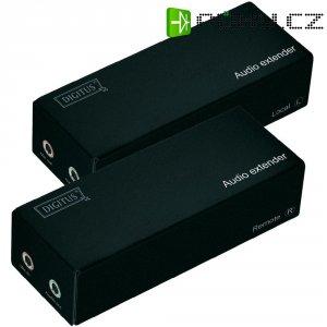Audio extender (prodlužovač) přes síť, Digitus