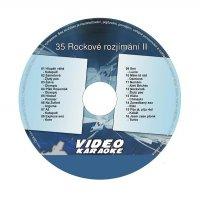Karaoke DVD ROCKOVÉ ROZJÍMÁNÍ II