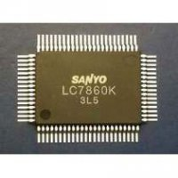LC7860 - obvod pro CD přehrávače, Sanyo