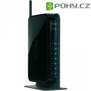 Wi-Fi router s modemem, Netgear DGN1000B, ADSL, ADSL2, 2,4 GHz, 150 MBit/s