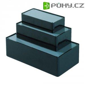 Malé pouzdro TEKO, (d x š x v) 125 x 70 x 35 mm, černá (COFFER A/6)