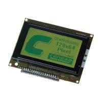 Grafický LCD displej 128x64 bodů
