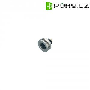 Kulatý konektor submin. Binder 712 (09-0424-00-07), 7pól., zásuvka vest., 0,14 mm², IP67