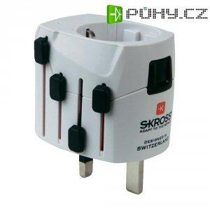 Cestovní adaptér PRO Skross, 1.103118, bílá