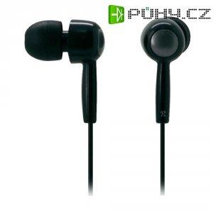 Sluchátka do uší s mikrofonem Renkforce CD110