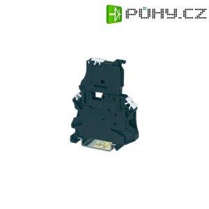 Jisticí svorka Phoenix Contact UT 4-HESILED 24 (5X20) (3046090), šroubovací, 6,2 mm, černá