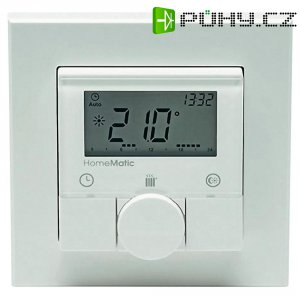 Bezdrátový termostat HomeMatic HM-TC-IT-WM-W-EU 132030
