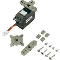Standard servo digitální Modelcraft MC-661 DMG+HS, JR konektor