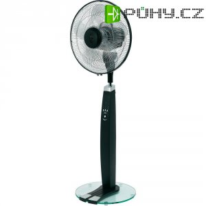Stojanový ventilátor Renkforce, 63,9 W, 40 x 120 cm, černá