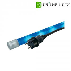 LED světelná hadice Basetech BR-LEDR20mb, 20 m, modrá