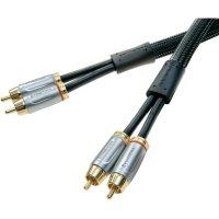 Spojovací kabel PROWIRE s konektory cinch 1,5 m