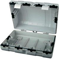 Bezpečnostní rozváděč 6násobný GAO 0393, 250 x 310 x 125 mm, plast, šedá