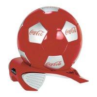 Fotbalová chladnička Ezetil Coca Cola, 4 l, 12/230 V
