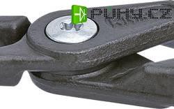 Kleště na vnější pojistné kroužky Knipex 49 21 A21, zahnuté, 19 - 60 mm