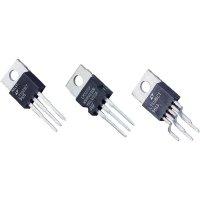 Nastavitelný stabilizátor napětí Linear Technology LT 1033 CT, 3 A, 1,2 - 37 V, TO 220