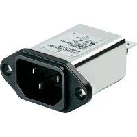 Síťový filtr Schaffner, FN9244-3-06, 250 V/AC, 3 A