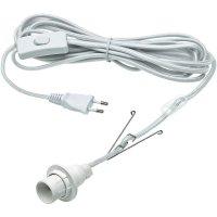 Připojovací kabel Konstsmide, bílá