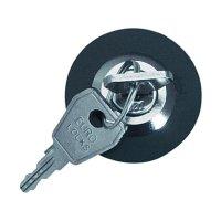 Zámek do Schuko zásuvek, vč. 2 klíčů