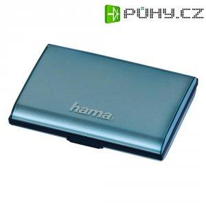 Pouzdro Hama na paměťové karty SD, modré