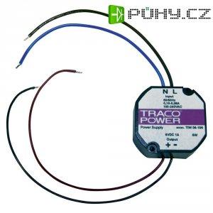 Napájecí zdroj do montážní krabice TracoPower TIW 12-115, 12 W, 15 V/DC