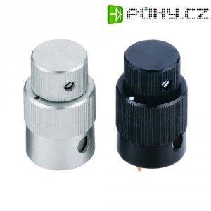 Automatický knoflík Mentor 125.3, 6 mm, stříbrná