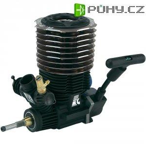 Spalovací motor Force Engine 38 CNC, 6,23 cm3, 2,87 kW, zadní výfuk