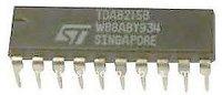 TDA8215B - obvod pro TV, DIL20