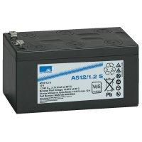 Gelový akumulátor, 12 V/1,2 Ah , Exide Sonnenschein NGA51201D2HS0SA