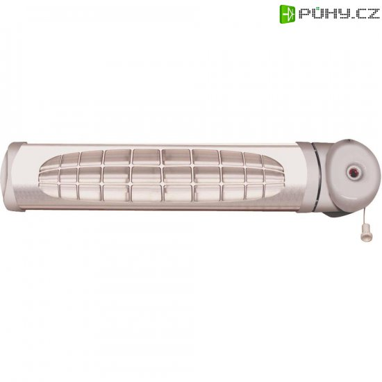 Infrazářič Aurora QH 3015, 750 /1500 W, bílá - Kliknutím na obrázek zavřete
