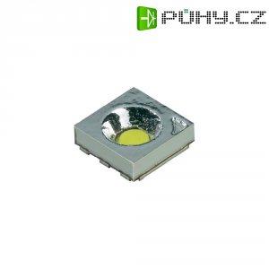 SMD LED PLCC6 Everlight Opto, 59-14UWD/TR8, 100 mA, 3,2 V, 50 °, 45000 mcd, bílá