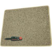 Vyhřívaný kobereček ProCar, 60 x 70 cm, světlé hnědý
