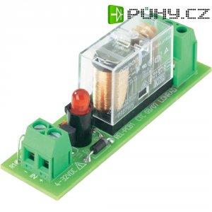 Deska relé REL-PCB1 2, s relé, 24 V/DC