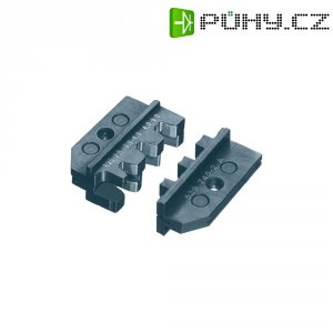 Krimpovací čelisti pro praporkové konektory Knipex, 1,25-2,5/3,0-6,0 mm²