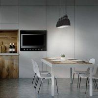 Svítidlo lustr Verona quattro, 14cm, 4x E27, černá