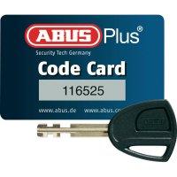 Zámek na kolo ABUS 501/150HB230, černý