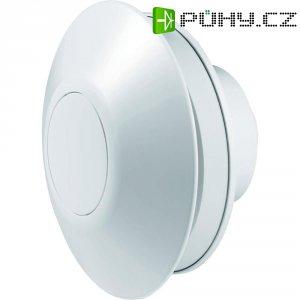 Nástěnný a stropní ventilátor Sygonix, 230 V, 5 W, 75,6 m3/h, Ø 19,9 cm, bílá
