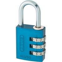 Visací zámek na heslo ABUS ABVS46614, 31.5 mm, hliník