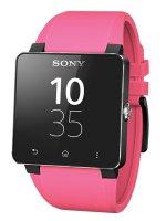 SE20 Sony SmartWatch Wrist Strap pro SW2 Pink