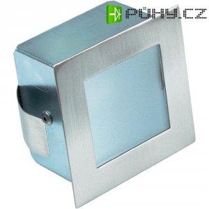 Vestavné osvětlení s kolíkovoupaticí SLV Frame 151878, max.10 W, 12 V, nerez