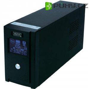 Interaktivní UPS s LCD Digitus, DN-170025, 1500 VA