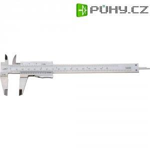 Posuvné měřítko se šroubovací pojistkou Helios Preisser, 0184501, 150 mm, délka měřicí čelisti 40 mm