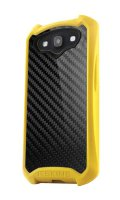 Itskins Atom Sheen Carbon Yellow pro Samsung i9300 Galaxy S3