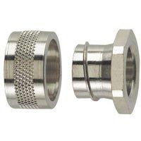 Rovná HellermannTyton SC16-PC 166-30502, 13 mm, kov, 1 ks