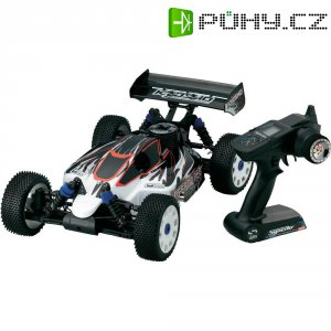 RC model Nitro Buggy Kyosho Inferno Neo Race, 1:8, 4WD, RtR 2.4 GHz