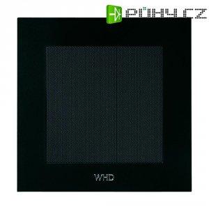 Hranatý kryt WHD KBA Basic, černá