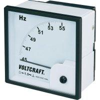 Analogové panelové měřidlo VOLTCRAFT AM-96X96/50HZ 45 - 55 Hz