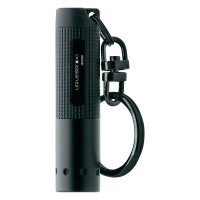 Svítilna na klíčenku LED Lenser K1, 8251, černá