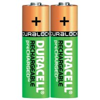 Akumulátor, Duracell PreCharged, NiMH, AA, 2400 mAh, DUR056978, 2x